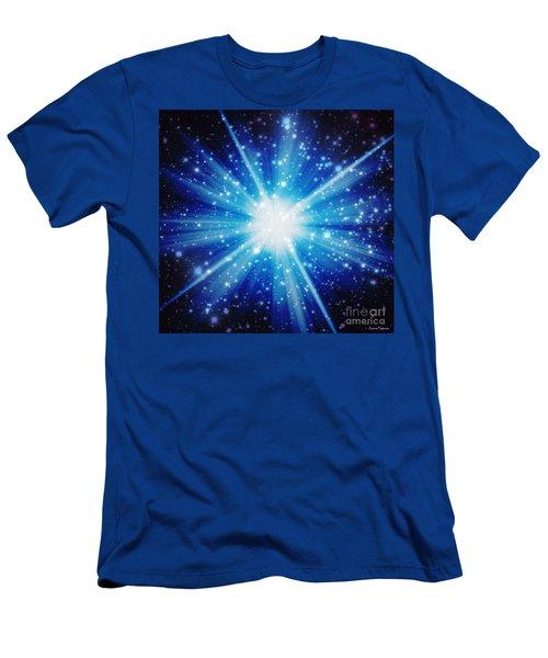 Love Light Men's T-Shirt (Athletic Fit)
