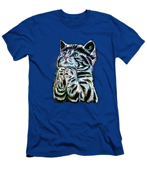Lunch Time. Men's T-Shirt (Athletic Fit)