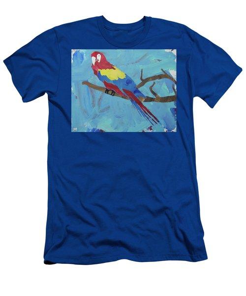 Macaw Men's T-Shirt (Athletic Fit)