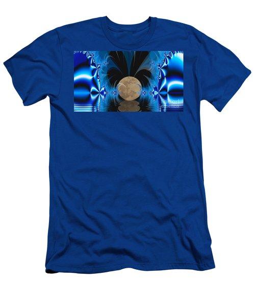 Magic Moon Men's T-Shirt (Athletic Fit)