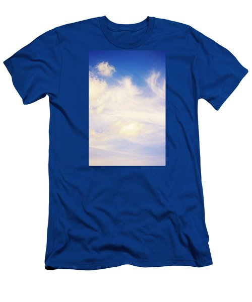 Men's T-Shirt (Slim Fit) featuring the photograph Magical Sky Part 4 by Janie Johnson