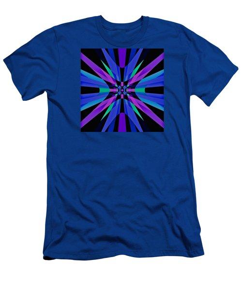 Magnetic Men's T-Shirt (Athletic Fit)