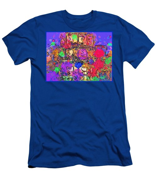 Mardi Gras Men's T-Shirt (Athletic Fit)