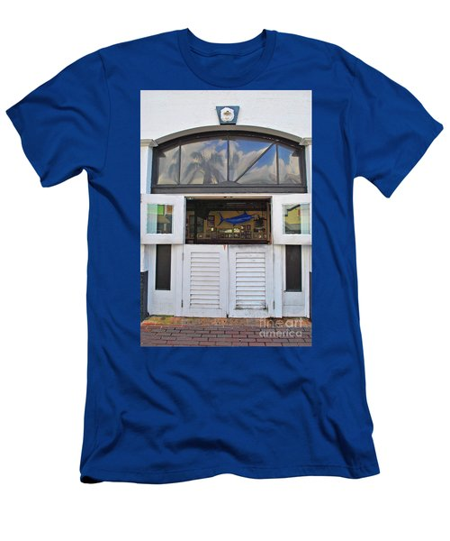 Men's T-Shirt (Athletic Fit) featuring the photograph Marlin Joes by Jost Houk