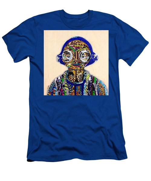Maz Kanata Star Wars Awakens Afrofuturist Colection Men's T-Shirt (Athletic Fit)