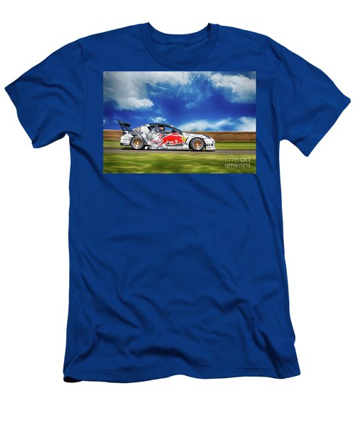 Mazda Rx7 Drift Men's T-Shirt (Athletic Fit)