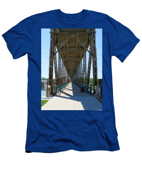 Meridian Bridge Men's T-Shirt (Athletic Fit)