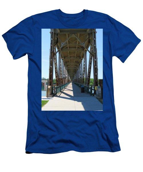 Meridian Bridge Men's T-Shirt (Athletic Fit)