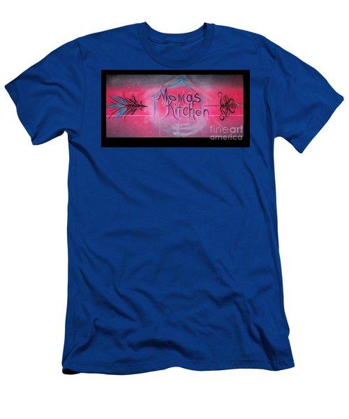 Momma's Kitchen  Men's T-Shirt (Athletic Fit)