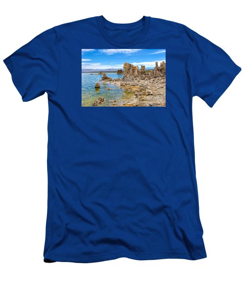 Mono Lake Men's T-Shirt (Athletic Fit)
