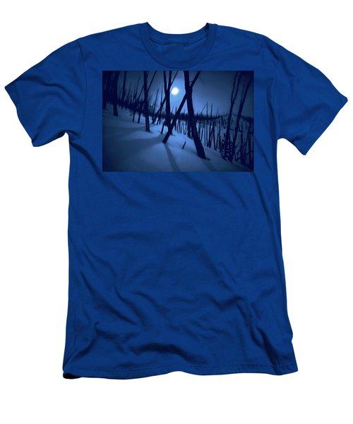 Moonshadows Men's T-Shirt (Athletic Fit)