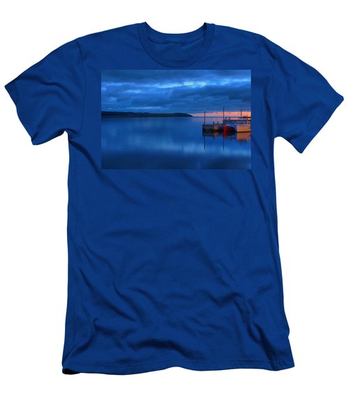 Morning In Cape Breton Men's T-Shirt (Athletic Fit)