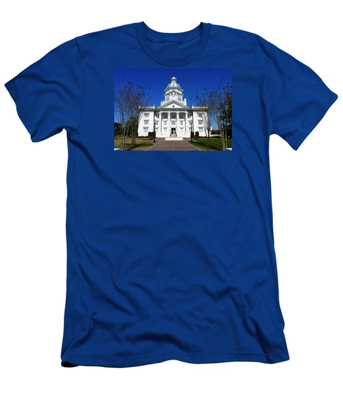 Moultrie Courthouse Men's T-Shirt (Athletic Fit)