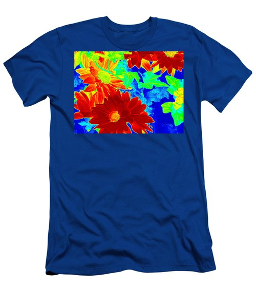 Mums In My Coloring Book Men's T-Shirt (Athletic Fit)