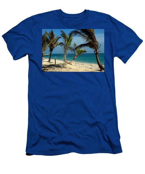 My Favorite Beach Men's T-Shirt (Athletic Fit)