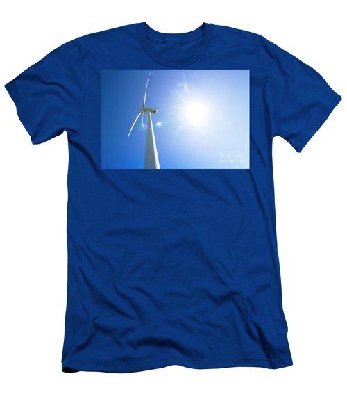 Natural Electricity Men's T-Shirt (Athletic Fit)