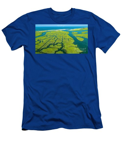 Natures Lines Men's T-Shirt (Athletic Fit)