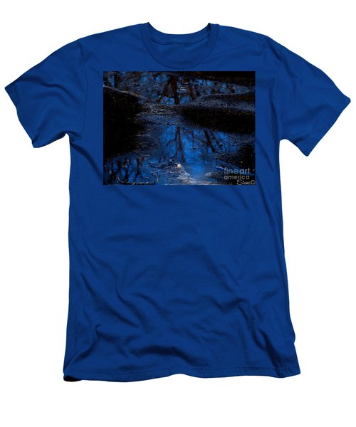 Natures Looking Glass Men's T-Shirt (Athletic Fit)
