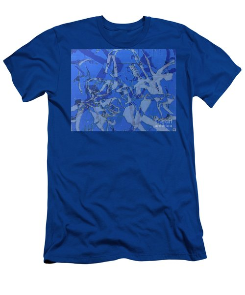 Negative Photo Silkscreen Men's T-Shirt (Athletic Fit)
