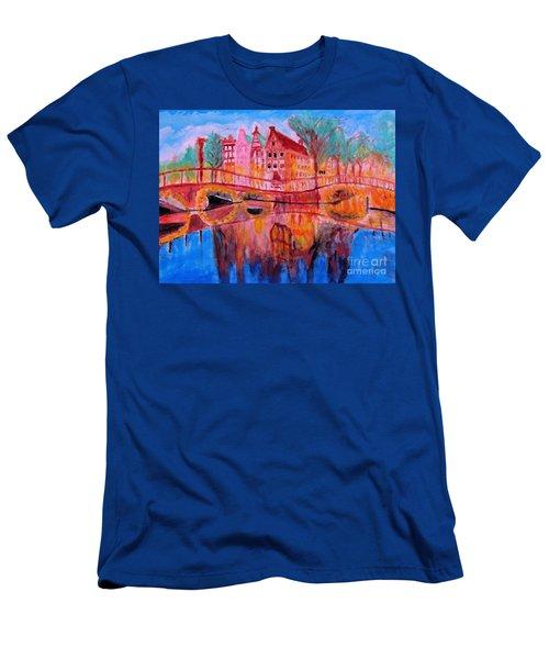 Netherland Dreamscape Men's T-Shirt (Athletic Fit)