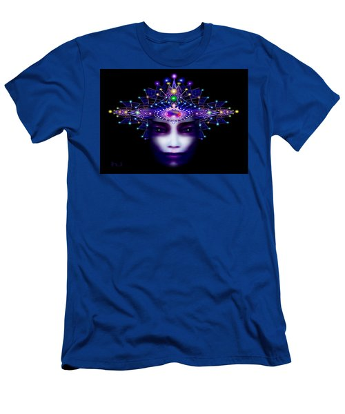 Celestial  Beauty Men's T-Shirt (Athletic Fit)