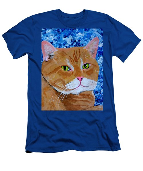 Nice Kitty Men's T-Shirt (Athletic Fit)