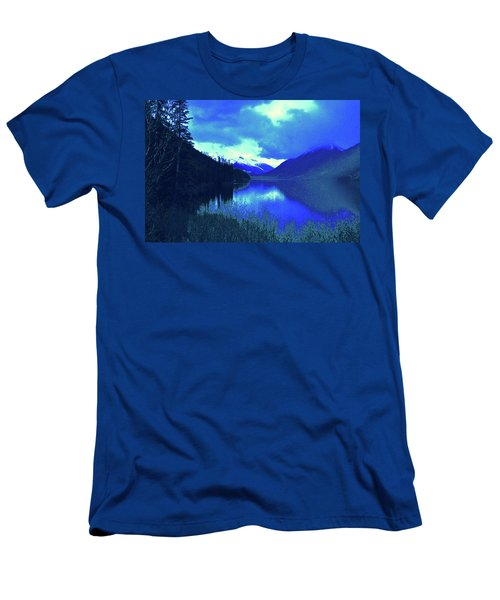 Night Sky Men's T-Shirt (Athletic Fit)
