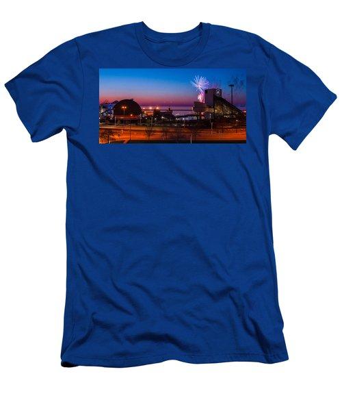 North Coast Harbor Men's T-Shirt (Athletic Fit)