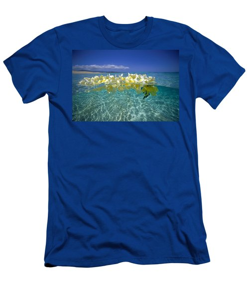 Ocean Surface Men's T-Shirt (Slim Fit) by Vince Cavataio - Printscapes