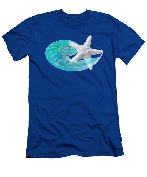 Ocean Treasure Men's T-Shirt (Athletic Fit)