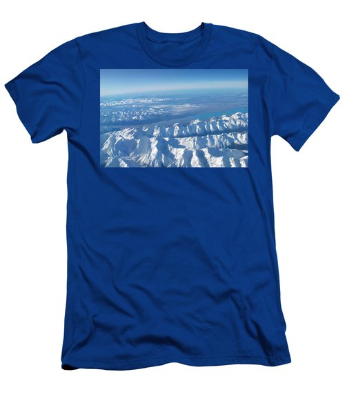 Of Peaks And Lakes Men's T-Shirt (Athletic Fit)
