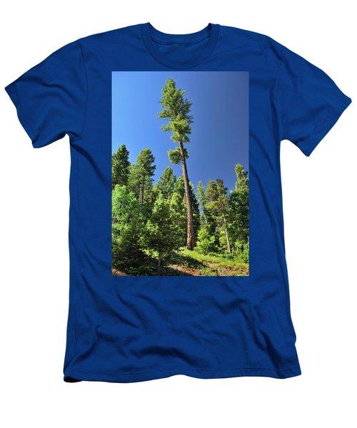 Old Ponderosa Men's T-Shirt (Athletic Fit)