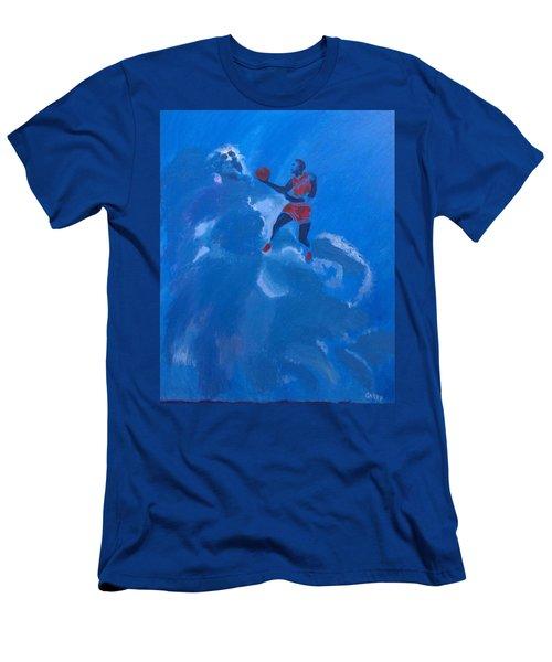 Omaggio A Michael Jordan Men's T-Shirt (Athletic Fit)