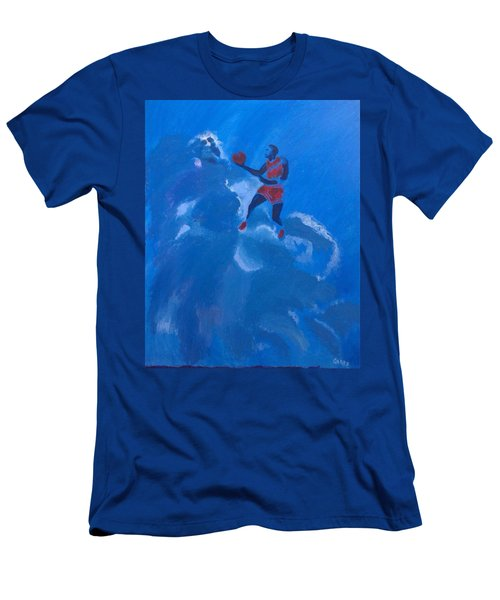 Omaggio A Michael Jordan Men's T-Shirt (Athletic Fit)