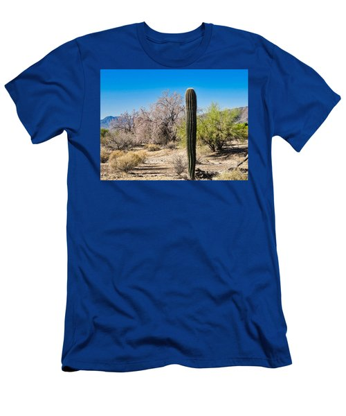 On The Ironwood Trail Men's T-Shirt (Athletic Fit)