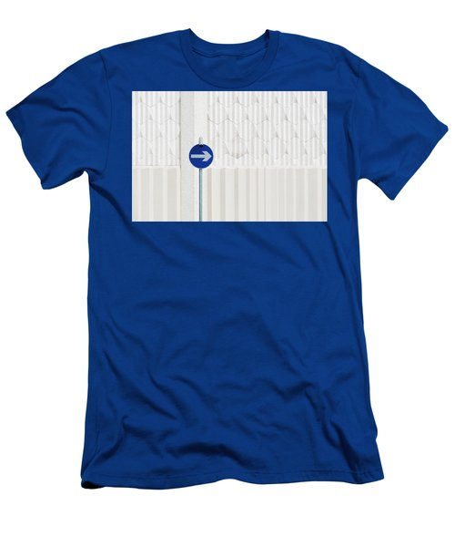 One Way 2 Men's T-Shirt (Athletic Fit)