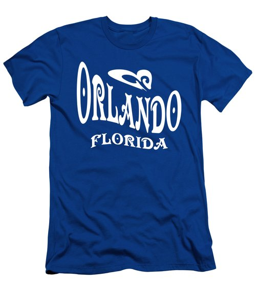 Orlando Florida Design Men's T-Shirt (Athletic Fit)