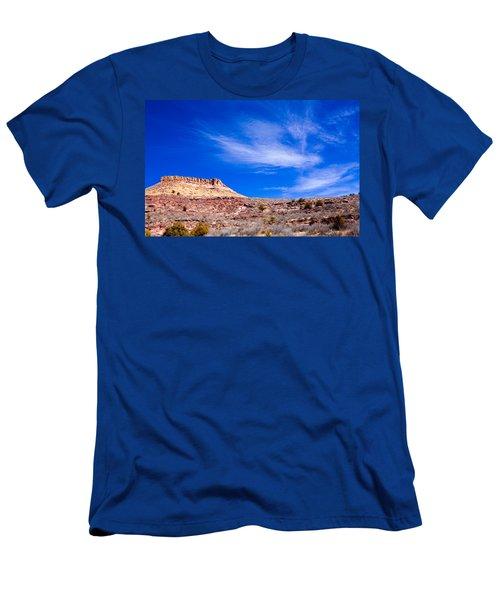 Outside Lyons Colorado Men's T-Shirt (Athletic Fit)