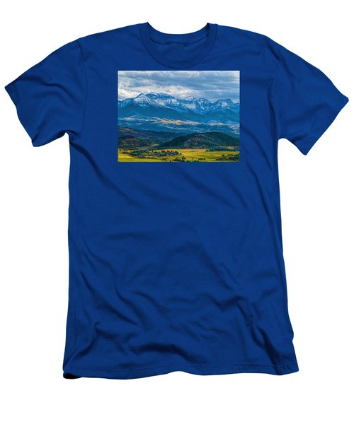 Outside Of Ridgway Men's T-Shirt (Slim Fit) by Alana Thrower