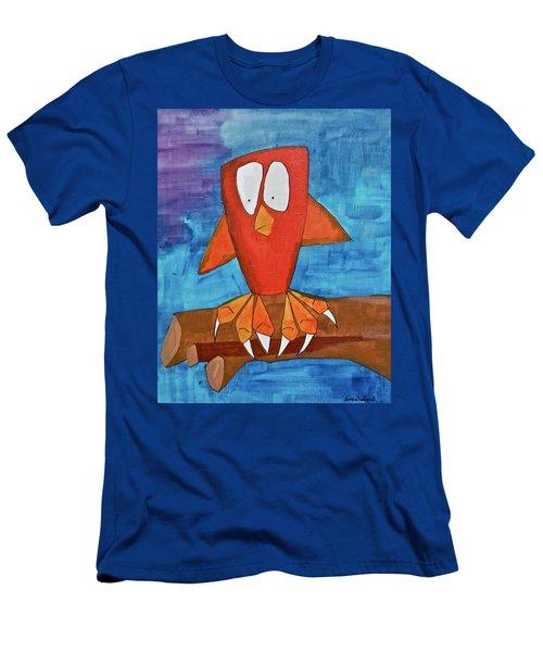 Owel Men's T-Shirt (Athletic Fit)