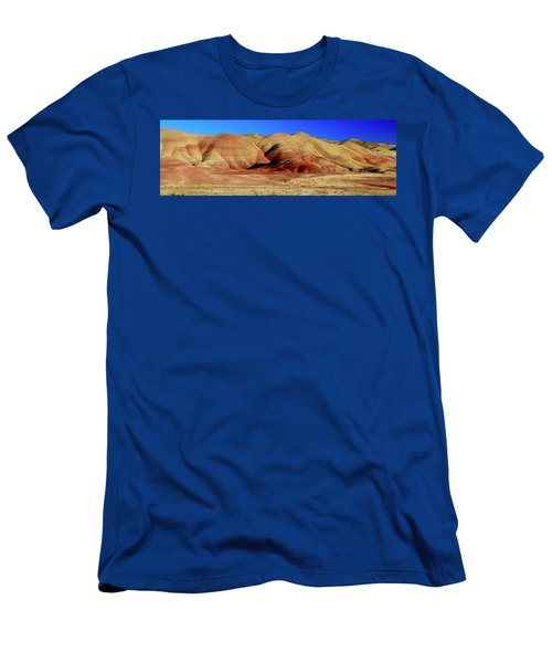 Painted Hills Pano Men's T-Shirt (Athletic Fit)