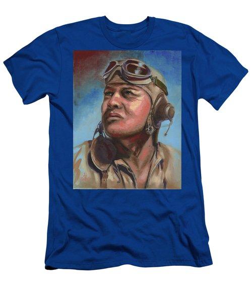 Pappy Boyington Men's T-Shirt (Athletic Fit)