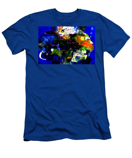 Paradice Unda The Sea Men's T-Shirt (Athletic Fit)
