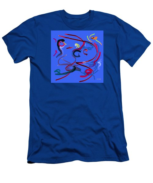 Passion Men's T-Shirt (Slim Fit) by Robert Henne