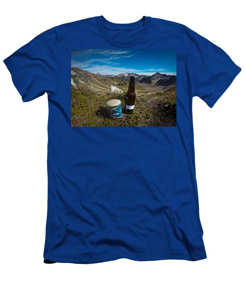 Pct Blues Men's T-Shirt (Athletic Fit)