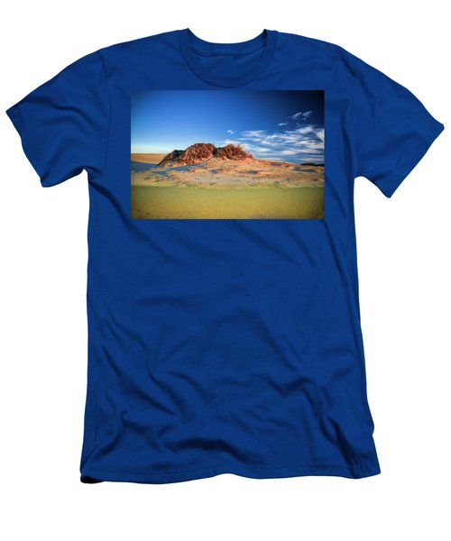 Peaks Of Jockey's Ridge Men's T-Shirt (Athletic Fit)