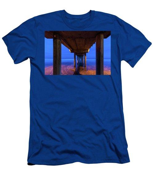 Peer Underneath Men's T-Shirt (Athletic Fit)