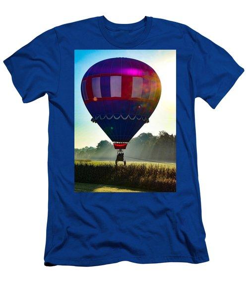 Perfect Landing Men's T-Shirt (Athletic Fit)