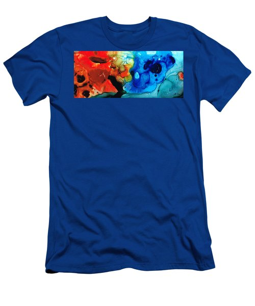Perfect Whole And Complete By Sharon Cummings Men's T-Shirt (Athletic Fit)