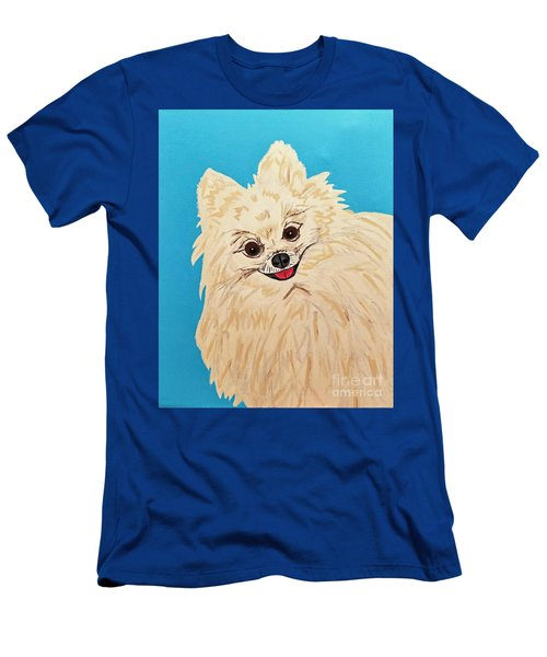 Phebe Date With Paint Nov 20th Men's T-Shirt (Athletic Fit)